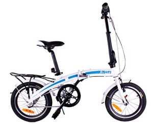 Vélo pliant AWN à 16 pouces et 3 vitesses
