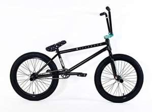 Division Brand Spurwood BMX Vélo 21 Pouces (38) Noir