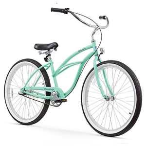 Firmstrong Urban Lady Beach Cruiser Vélo, vert menthe