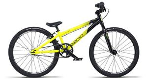 Radio Cobalt Mini 2019 Velo BMX Race (17.5″ – Black/Neon Yellow)
