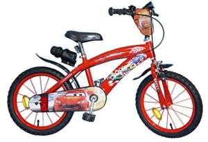 Toims – CARS Vélo enfant 16″ – 5/8 ans