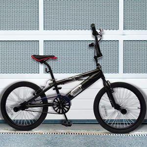 Jago Vélo BMX   20 Pouces, Guidont pivotant à 360°, V Brake, Freins Avant et arrière   Enfant, Freestyle