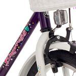 Bachtenkirch Vélo Enfant 18″ Empress Violet-Blanc
