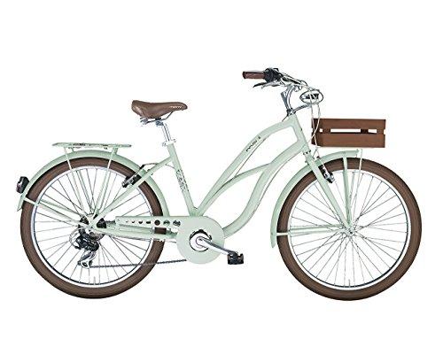 MBM 128d/18Maui, vélo Cruiser Femme Taille Unique Menta A13