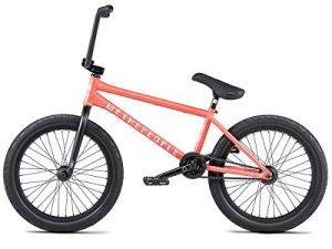 Wethepeople Battleship 20″ 2020 Velo BMX Freestyle (20.75″ – Matt Coral Red)