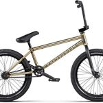 Wethepeople Envy 20″ 2020 Velo BMX Freestyle (21″ – Matt Translucent Gold)