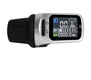 Accessoires de vélo électrique XH18 Display LCD Ebike Display pour TongSheng TSDZ 2 Mid Drive Motor Kit