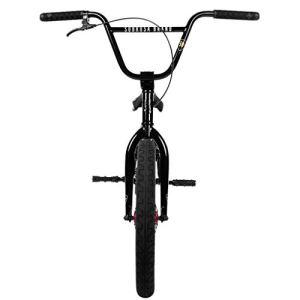 Subrosa 2020 Sono XL BMX Complet 21″, Noir/Rouge