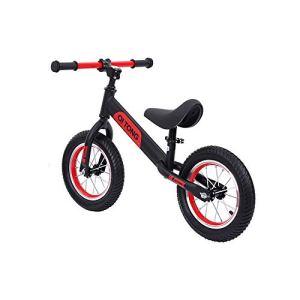 WUYANJUN Vélo d'équilibre pour Enfants, vélo d'entraînement de Marche à Pied, Marcheur pour Enfants sans pédale avec Cadre en Acier au Carbone léger pour Enfants et Tout-Petits.