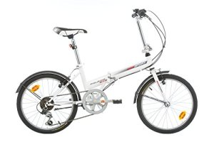 BIKESPORT Folding Vélo Pliant 20″