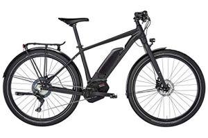 Conway eUrban Tour 2019 Vélo de ville électrique Noir mat Hauteur du cadre L 52 cm