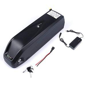 Junstar-EU Hailong 36V 17.4Ah Batterie Vélo électrique au Lithium Compatible avec Moteur Central BBS