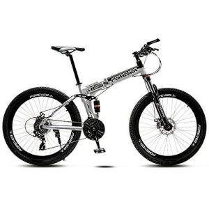 Sports de plein air banlieue vélo de route vélo de montagne vélos de montagnepliants 26 pouces adultes enfants vélo de montagne à double suspension frein à disque hydraulique cadre en acier à hau