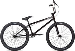Stolen Saint 24″ 2020 Velo BMX Freestyle (21.75″ – Black)