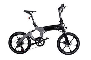 Vélo Electrique Pliable Roues 20 Pouces Alu Cadre Design en Magnésium