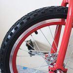NANANA 20″ Kid's/Adulte Formateur Monocycle Anti-dérapant Butyl Montagne Pneu Équilibre Cyclisme Exercice Vélo Bike pour Enfants Jeunes pour Enfants Jeunes Monocycles Débutants,Jaune