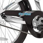 WeeRide Co-Pilot Vélo Tandem Remorque pour Enfants, Enfant, 36455, Blanc
