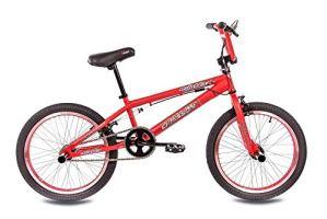 20″ BMX VÈLO ENFANT JUNIOR FILLE GARCON BICYCLETTE FAITH rouge (r) – 50,8 cm (20 Pouces)