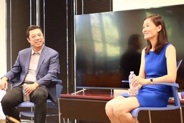華美銀行EVP & Head of Consumer Banking Catherine Zhou 主講真格基金科技沙龍 | Velo華美銀行官網