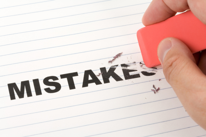 Common Social Media mistakes