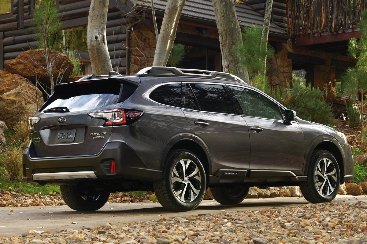 2020 Subaru Outback Pictures