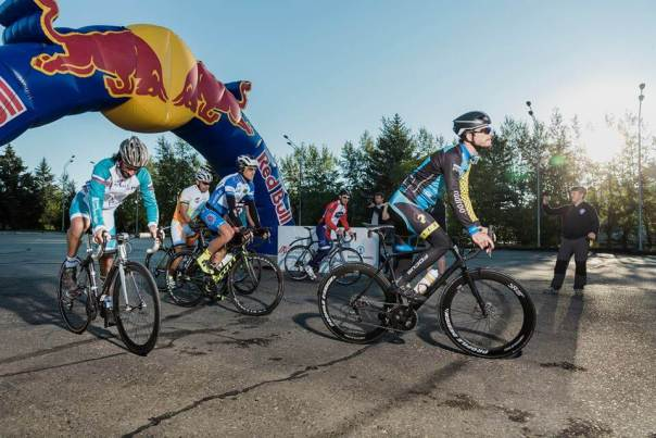 The Red Bull Trans-Siberian Extreme