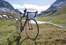 Specialized Tarmac SL4, Albula Pass Switzerland