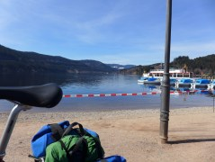 Am Titisee.