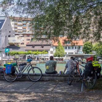 Tourenfahrer, Zürich, 3. Juni 2017 | © Dominik Thali