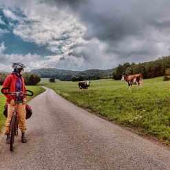 Jura, Franche-Comté, 26. Juli 2017   © Dominik Thali