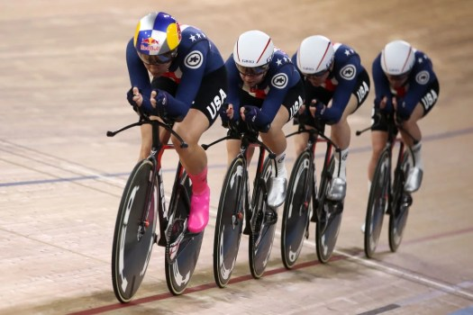 Olympic Games notebook: USA Cycling hoping for BMX, track bounce after slow medals start