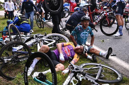 CPA joins legal action against 'Allez Opi-Omi' fan who caused massive crash at Tour de France