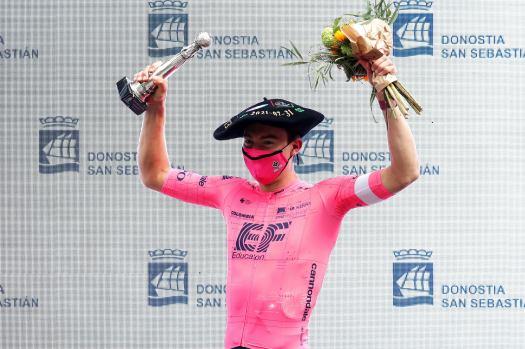 Neilson Powless punches ticket to WorldTour winners club with Clásica San Sebastián stunner