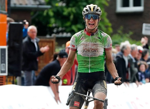 Marianne Vos on what keeps her motivated: 'It's the game of racing, it's never the same'