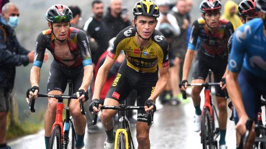 Power Analysis: Sepp Kuss and Jack Haig at La Vuelta