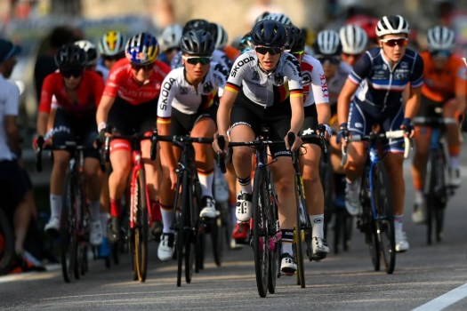 UCI plans to introduce U23 women's category within 2022 road worlds