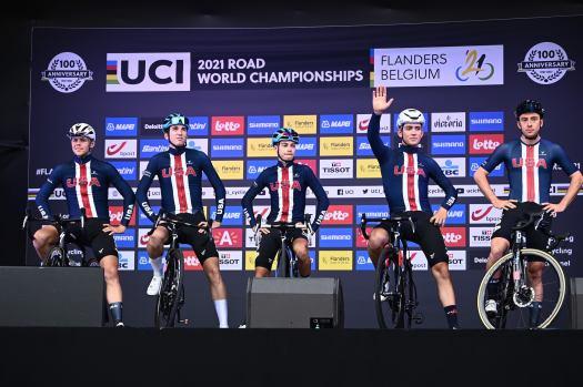 UCI jury disqualifies USA's Luke Lamperti from U23 race