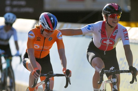 Here's what Anna van der Breggen, Marianne Vos, Lotte Kopecky and more said after women's road race