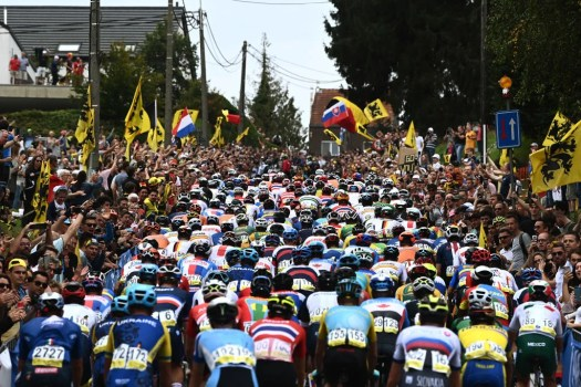 Complete 2021 road world championships results and highlights collection