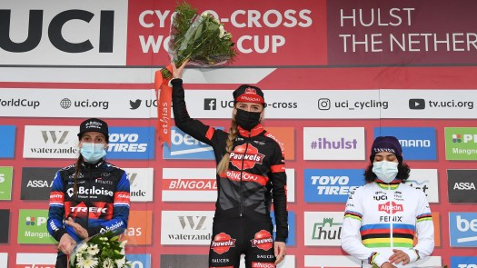 VN news ticker: Hulst to host 2026 UCI world cyclocross championships, Sarah Roy signs for Canyon-SRAM