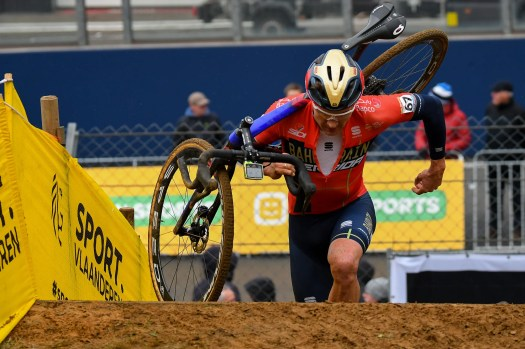 Heinrich Haussler on his love-hate relationship with cyclocross: 'You suffer so much, but it's worth it'