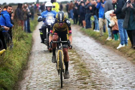 Marianne Vos: Rain and mud made first Paris-Roubaix Femmes 'even more epic'