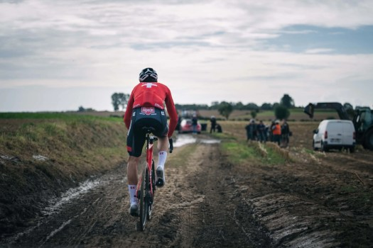 Paris-Roubaix peloton braces for 'chaos' as wet and wild weather remains on forecast