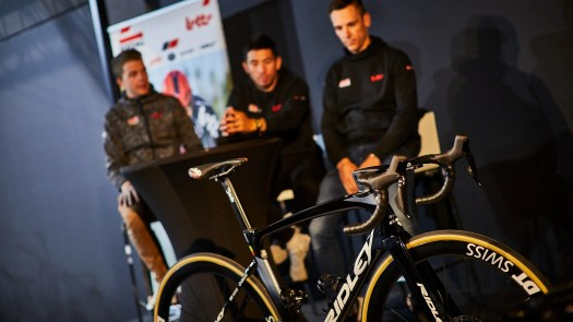 VN  tech ticker: Ridley Bikes renews partnership with Lotto-Soudal, Strava adds more control to feed and tracks Local Legends in Zwift segments