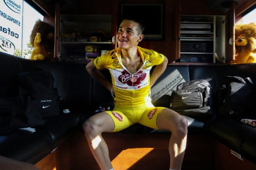 Throwback Thursday: Thomas Voeckler and his yellow jersey raids