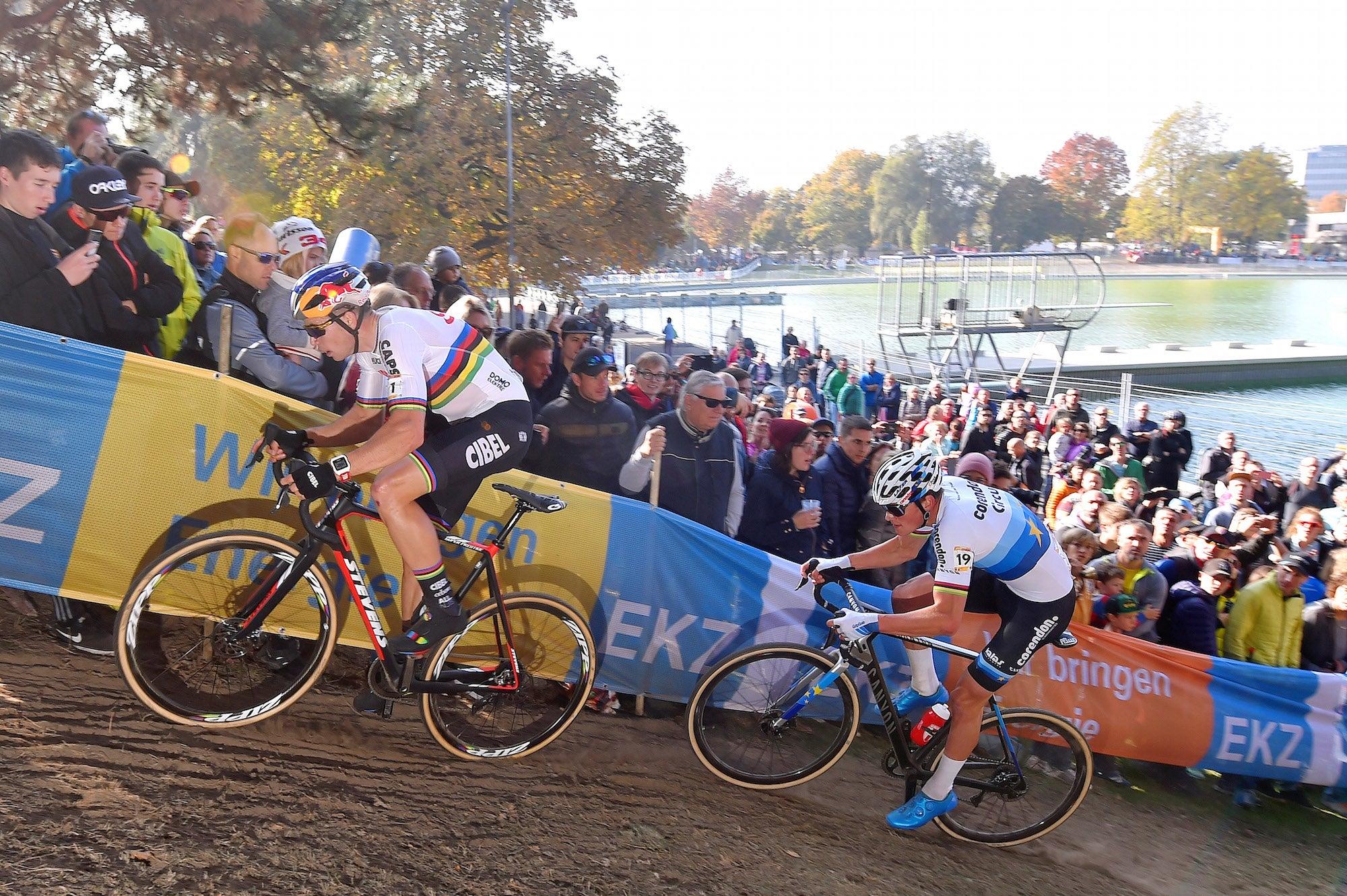 https www velonews com news velonews awards 2018 van aert and van der poel most versatile riders
