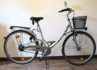 Фото : Велосипед женский с двойной подвеской ВAUER REGENT ...