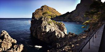 Ein sehr touristisches Foto aus Sa Calobra (3).