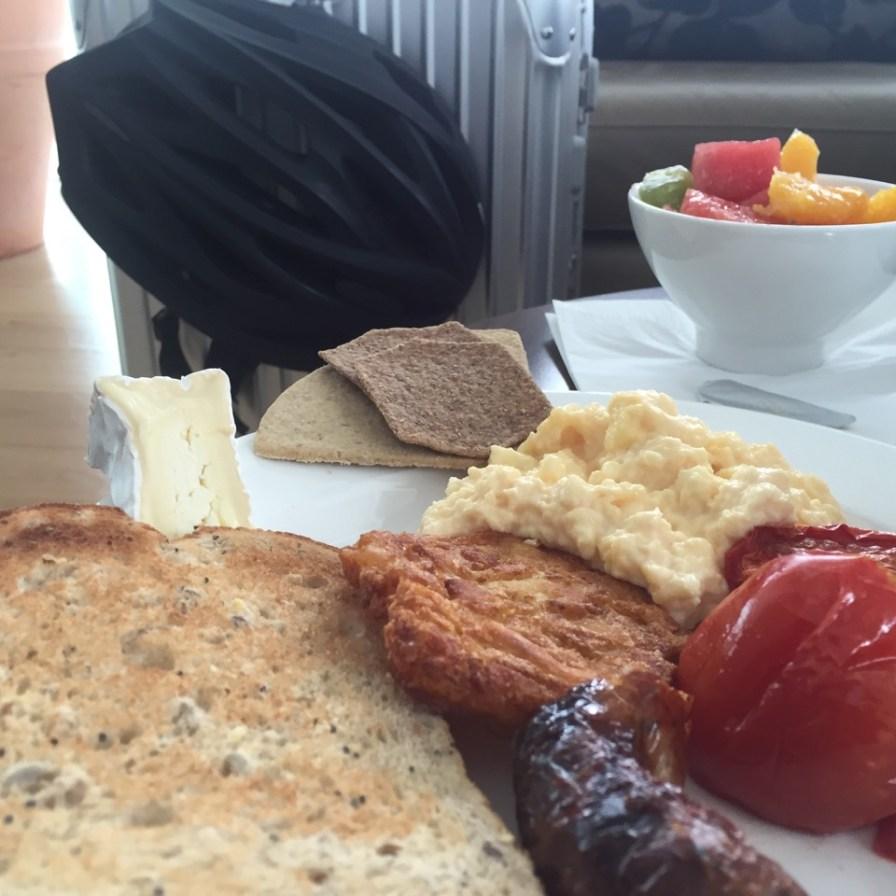 Britisches Frühstück