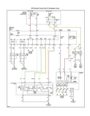 Headlight WiringPlug Diagram